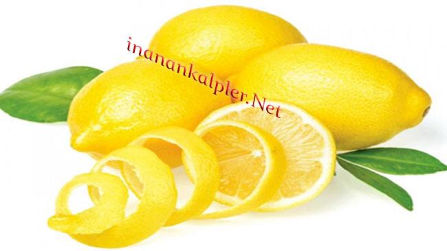 Göğüs Tıkanıklığında Limon Nasıl Kullanılır  - www.inanankalpler.net