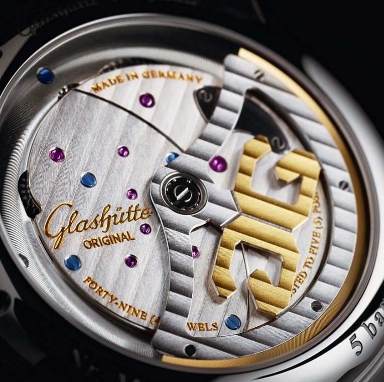 Calibre 91-02 Glashütte Original