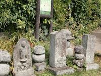 覚園寺庚申塔