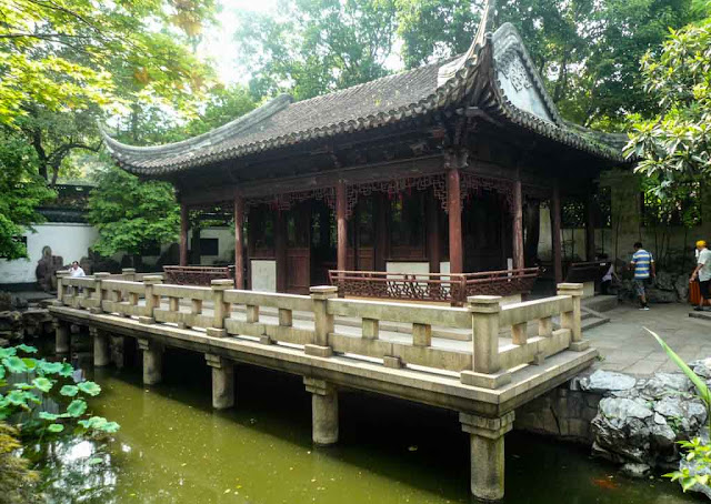 Templos YuYuan