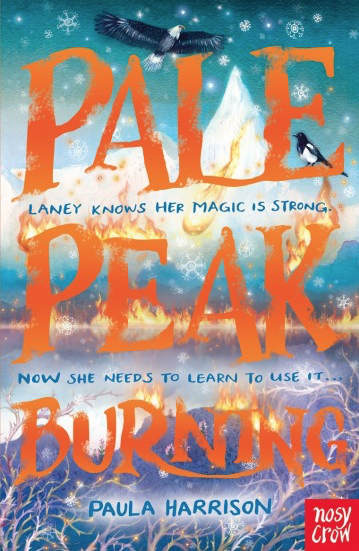 Pale Peak Burning by Paula Harrison