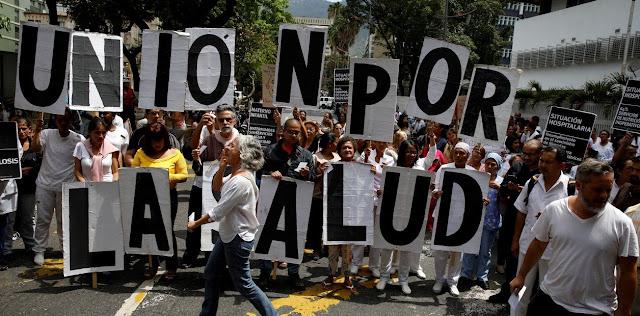 """Médicos españoles alertan del """"agravamiento"""" sanitario en Venezuela"""