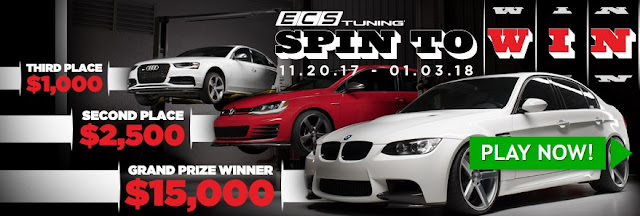 ECS Tuning Instant Win Game & Sweepstakes