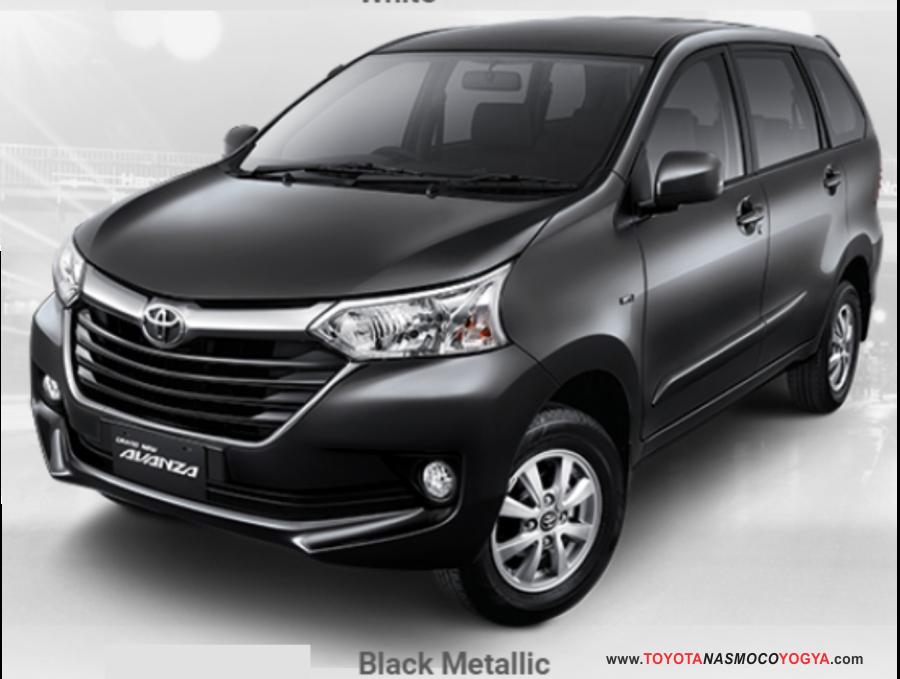 Grand New Veloz Warna Hitam Avanza G Luxury Paling Favorit Dealer Toyota Mobil Jogja
