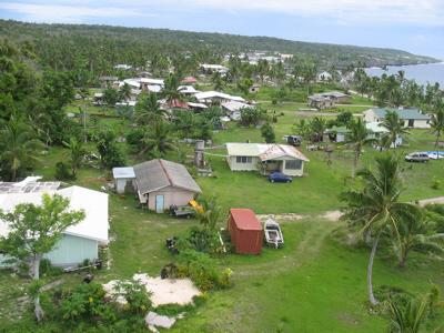 Alofi, Capital de Niue