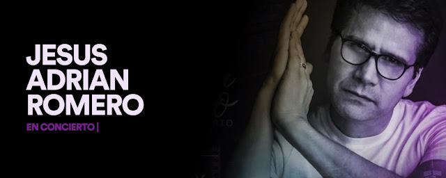 Boletos para Jesus Adrian Romero en Mexico 2019