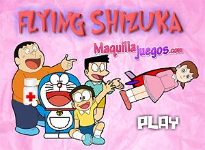 Flying Shizuka