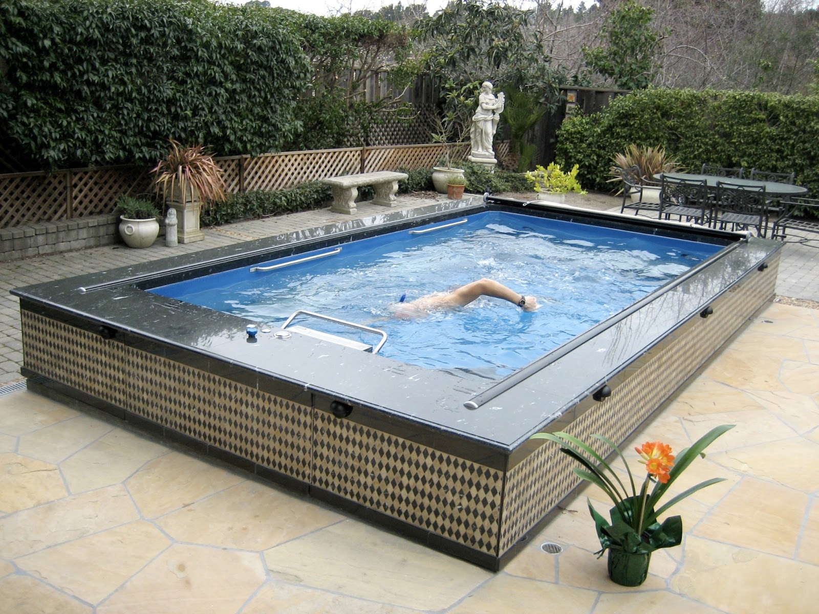 Pool Spa: Endless Pool Spa Cost