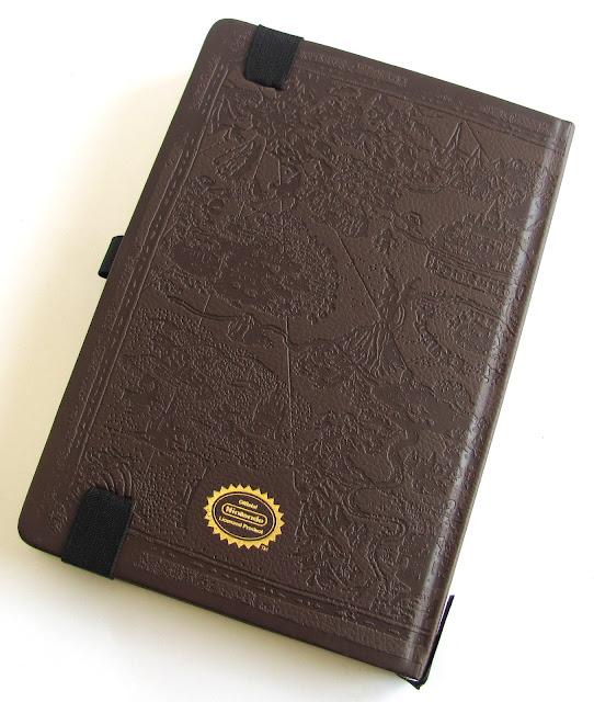 Zelda notebook 2