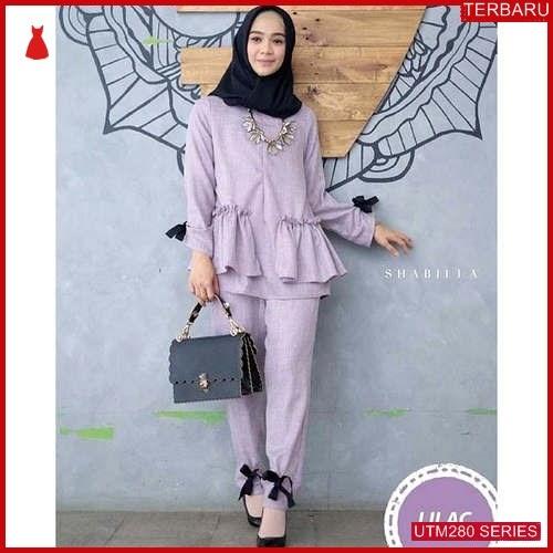 UTM280A74 Baju Anata Muslim Set Dewasa Pant UTM280A74 118 | Terbaru BMGShop