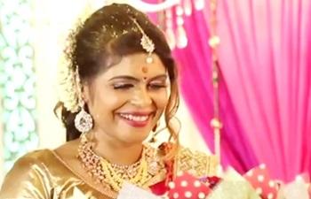 Veerahsingam & Shenbaga Vathane Engagement Montage