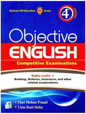 Objective English for Competetive Examinations