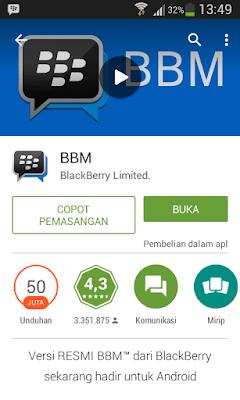 BBM Apk Untuk Android Terbaru 2017