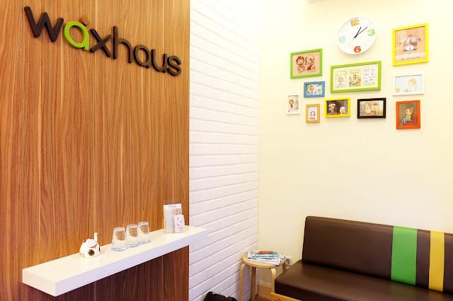 Waxhaus, Review Waxhaus, Waxing Experience, Salon Waxing Indonesia, Waxhaus Bandung, Waxhaus Jakarta