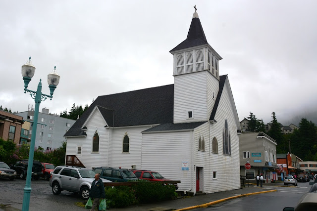 Ketchikan Alaska church