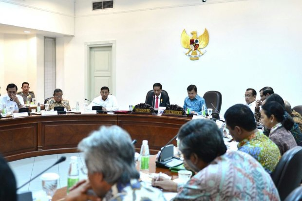 Jokowi : Harga Gas Harus Turun Akhir November ini
