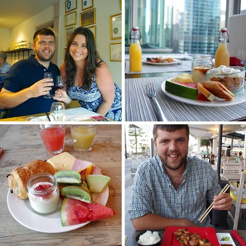 Luxury restaurant reviews by the Aussie flashpacker