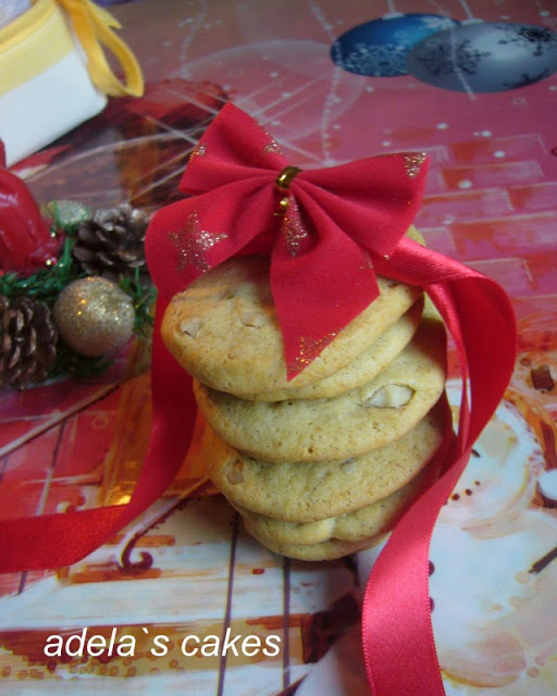 Biscuiti, fursecuri pentru Craciun