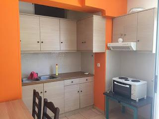 Ενοικιάζεται διαμέρισμα 50 τ.μ. στο Συνοικισμό Μυτιλήνης. Τιμή 300€