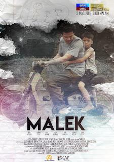 Telefilem Malek (Astro Citra)