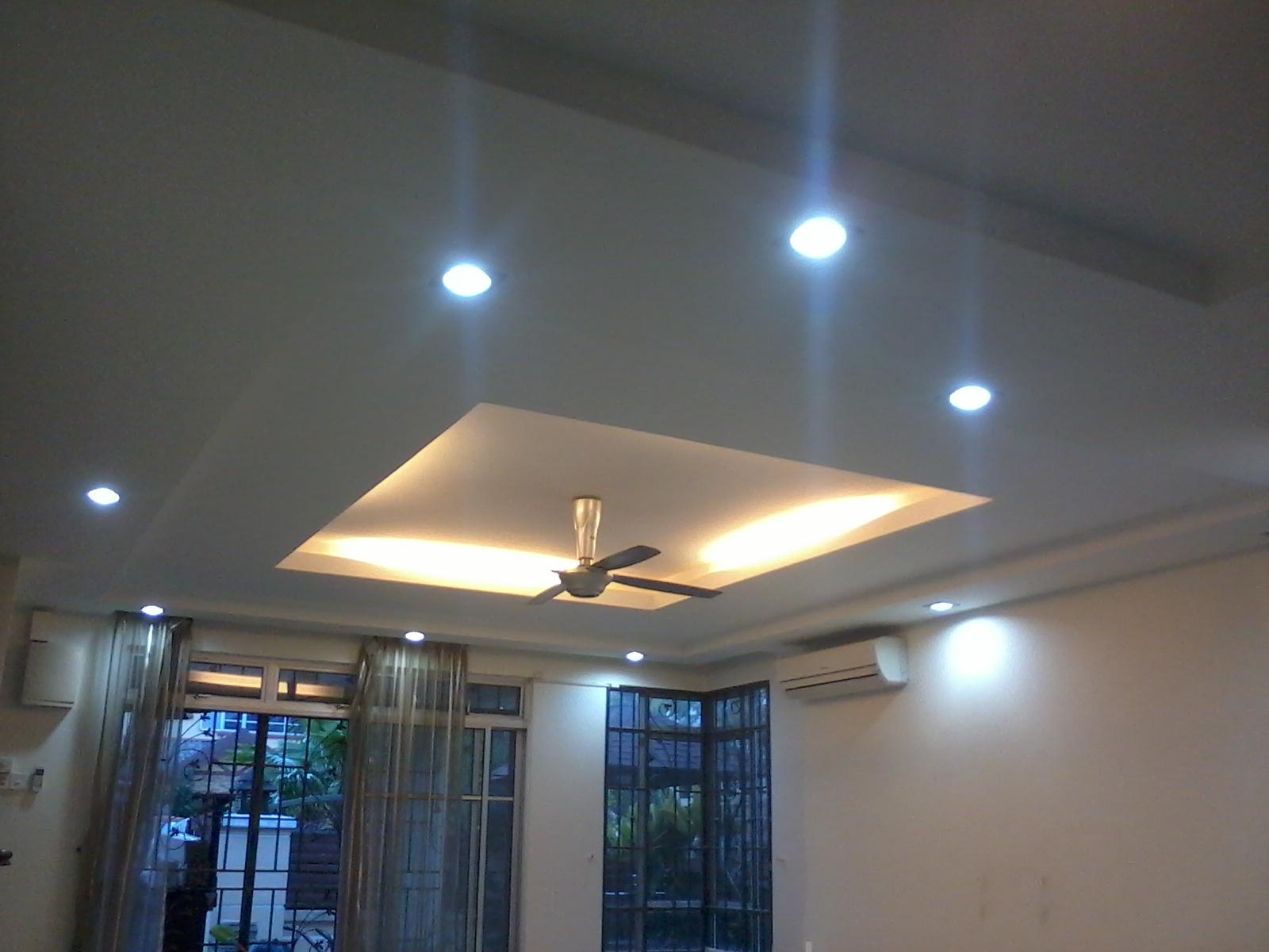 Plaster Siling Specialist Ceiling Sbdice Ruang Tamu Kediaman En Basir Bandar Seri Putera Kajang