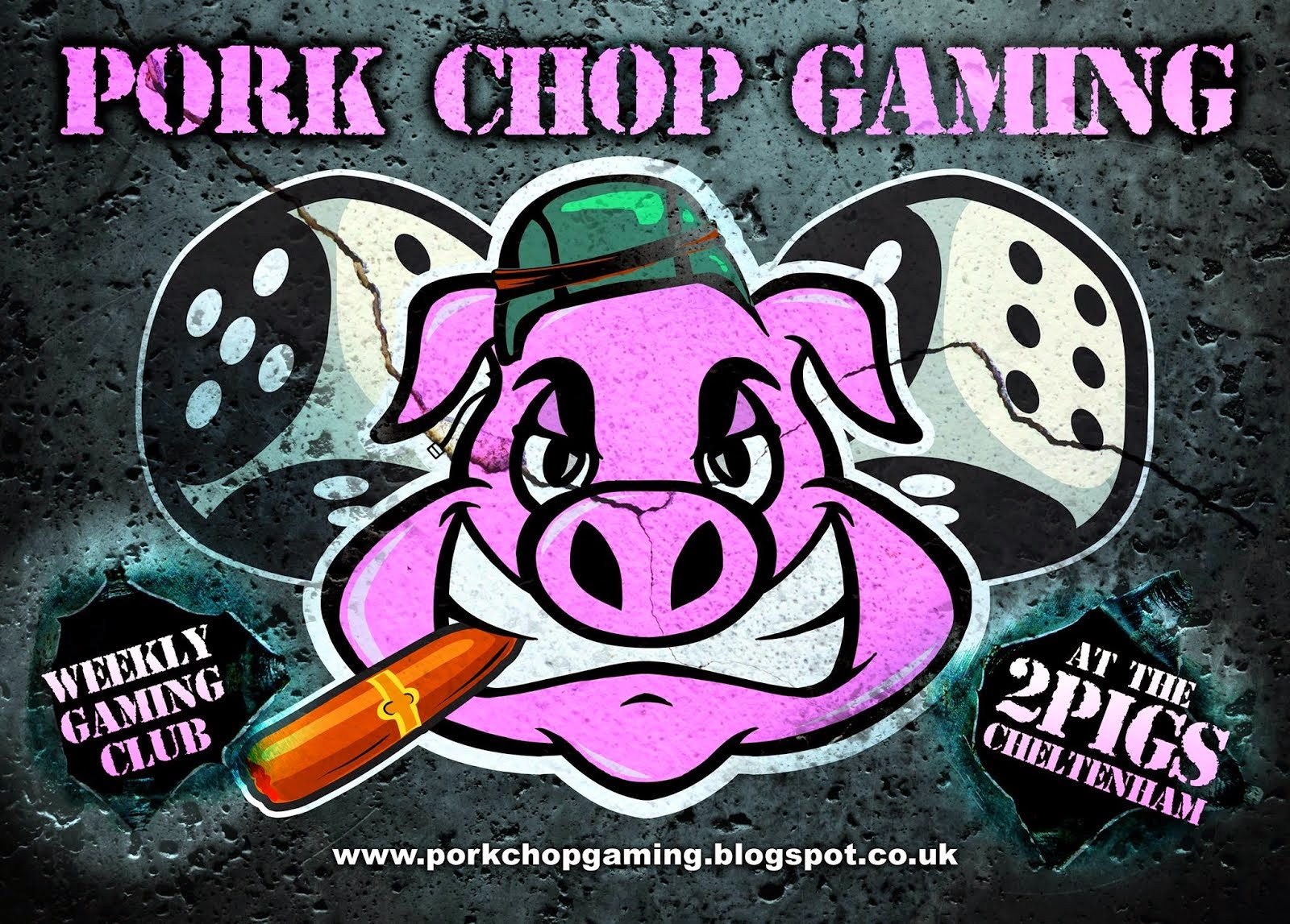 Pork Chop Gaming Club (Cheltenham, UK)
