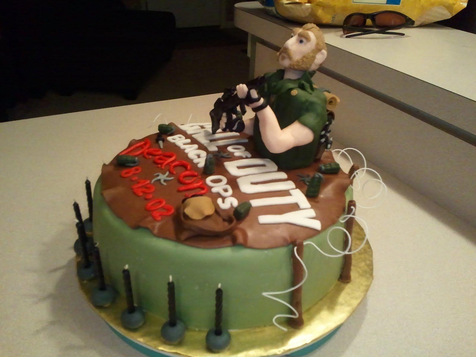 Deacons 9th Birthday Cake 2011