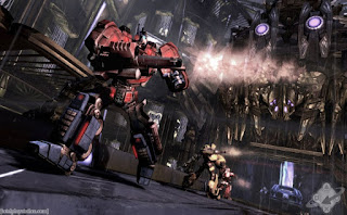 Transformers Fall of Cybertron PS4