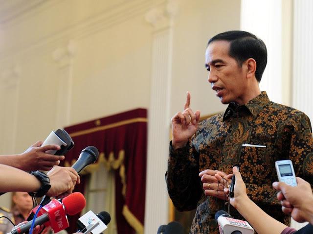 Jokowi: Berantas Jaksa Penghambat Penegakan Hukum dan Keadilan