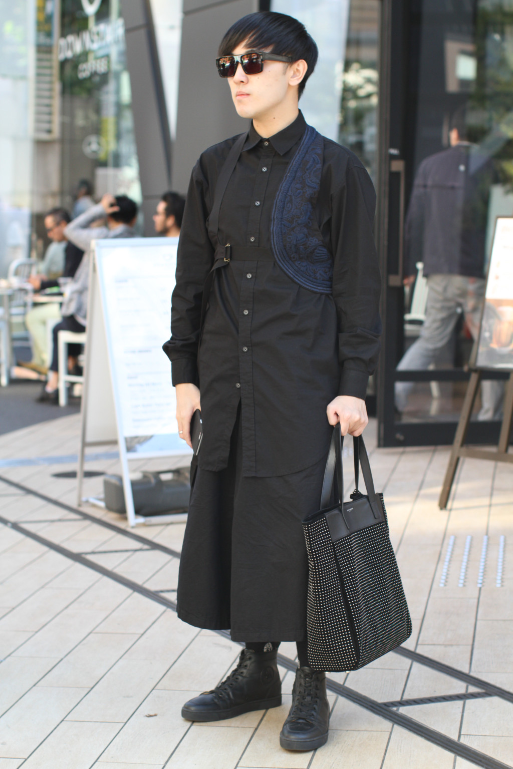 tokyo fashion week, spring 2016, menswear, ootd, outfit, blogger
