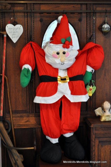 We Have Had This Big Stuffed Santa From The Year My Oldest Son Was Born.  Santa Has Been With Us Every Christmas Since. Do You Remember Lillian  Vernon ...