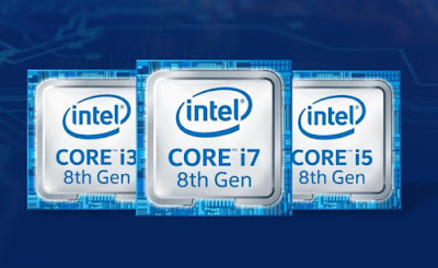 "Intel Generasi ke-8 ""Coffee Lake"" Rilis 5 Oktober 2017 - 30kbps"