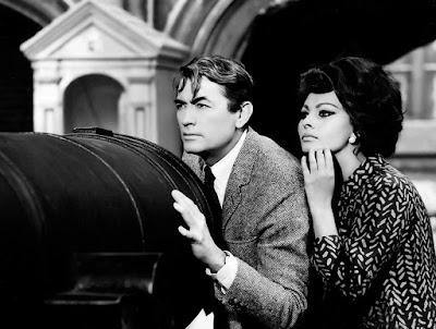 Arabesque 1966 Gregory Peck Sophia Loren Image 5
