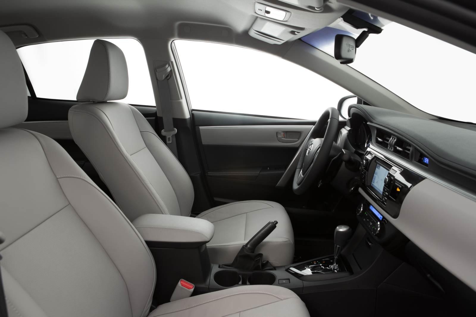 2012 Interior Toyota Fielder Corolla