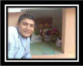 Isaias y el Altar de Muertos en Quintana Roo.