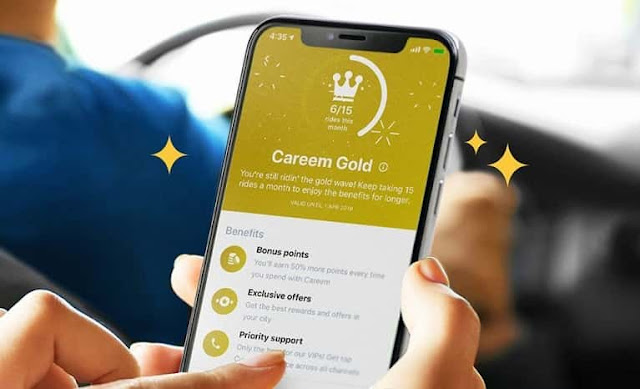 CAREEM LAUNCHED ITS REWARDS PROGRAM FOR ITS CUSTOMERS
