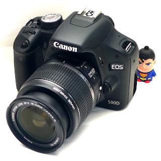 Kamera Canon Eos 500D Bekas Di Malang
