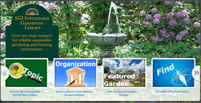 Go to the Sustainable Gardening Library