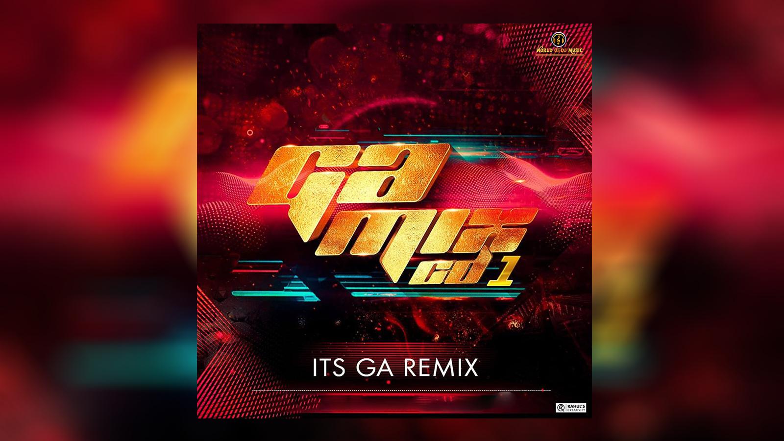 Bachke Tu Rahena (Competation Mix) - GA Remix & DJ Arbaz