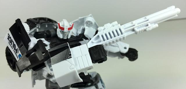 combiner wars prowl gun idw