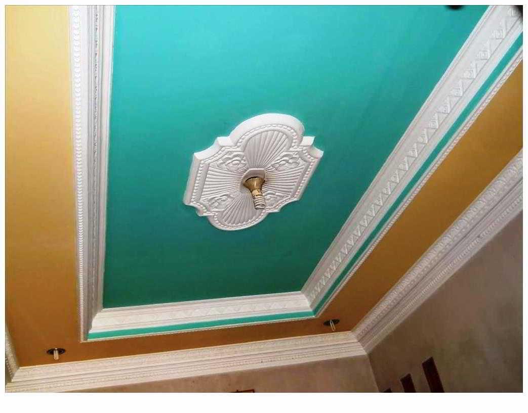 f 19 contoh kombinasi warna cat plafon ruang tamu yang