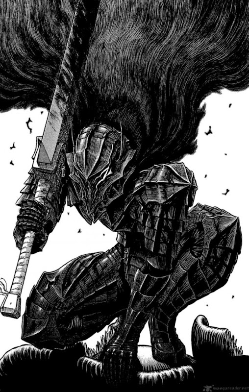 Monsters Berserk Swords Manga Artwork Creative Wallpaper
