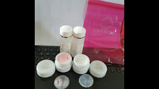 Cream HN Crystal
