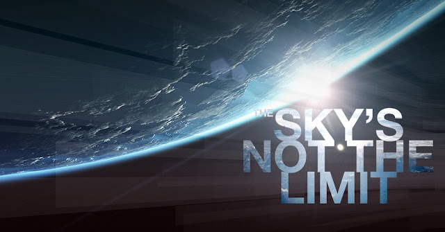 The sky is not the limit, invest in graphene domain names!