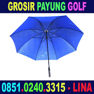 Grosir Payung Golf Murah Surabaya - Payung Promosi, Payung Lipat, Payung Salur, dan Payung Handle J
