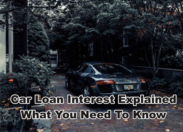 Car Loan Interest