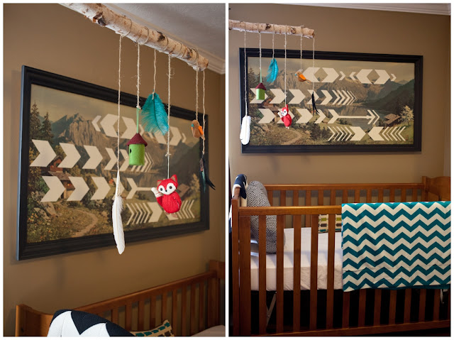 Fawn Over Baby Amazing Tribal Themed Nursery By Leslie