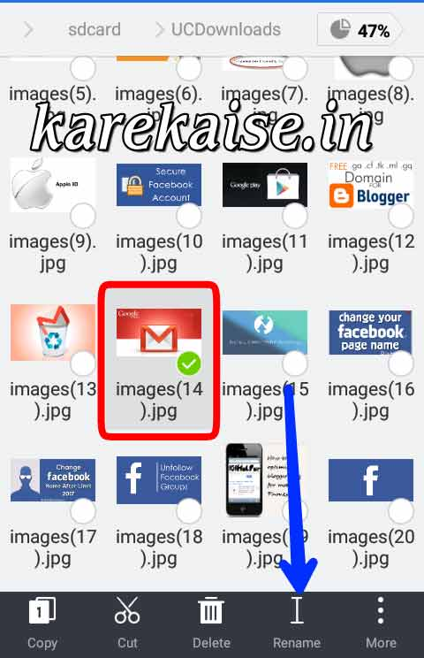 android par photos aur video ko kaise hide kare
