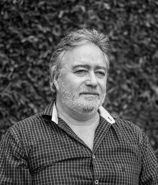 Entrevista al escritor argentino Pablo Cazaux, jurado del Premio Anubis 2017.