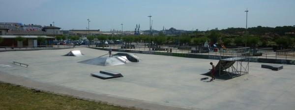 skatepark anglet